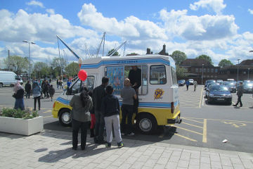 Hire Ice Cream Vans Fete