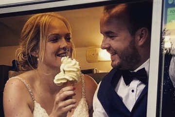 Wedding Ice Cream Van Hire Surrey